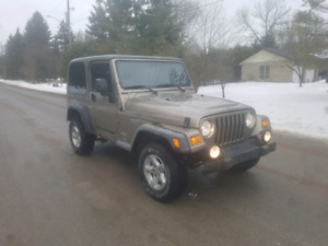 2004 jeep tj manual