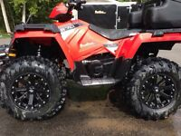 POLARIS 570 ATV 2014 **MINT CONDITION**
