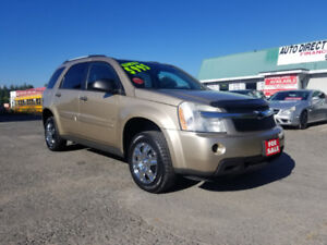 2009 CHEVROLET EQUINOX SUV ** 100% APPROVED CALL # 905-373-9242