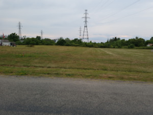 Large Residential Building Lot for sale in Allanburg