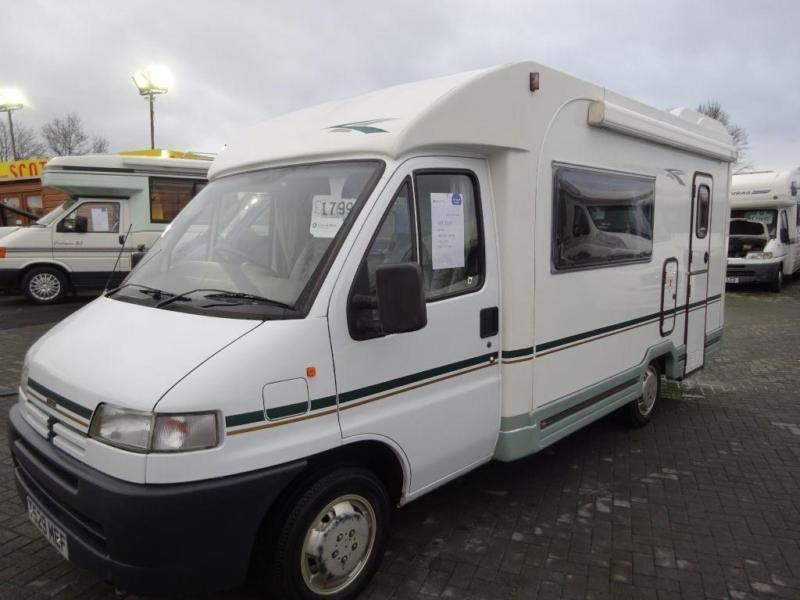 peugeot boxer autocruise star motorhome   in perth, perth and