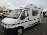 Peugeot Boxer Autocruise Star Motorhome