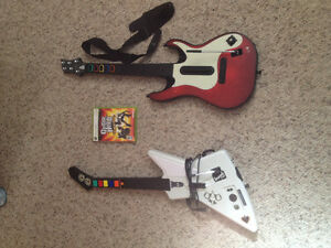 Guitar hero for Xbox 360