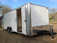 2015 Continental Cargo 8.5 x 20-  7000 lb finished inside