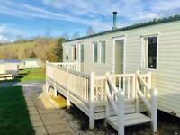 Cheap static caravan for sale Devon, 11&1/2 month season, Free 2018 site fees