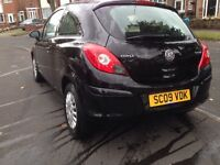 2009 VAUXHALL CORSA 1.3 CDTI ECOFLEX LONG MOT CHEAPEST AROUND BARGAIN!!!!