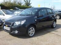 CHEVROLET AVEO 1 .4 LT AUTOMATIC,5 DOOR, AIR CONDITIONING, 17,000 MILES ONLY