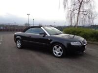 Audi A4 Cabriolet 1.8T 2005MY
