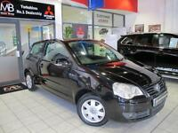 2006 VOLKSWAGEN POLO 1.2 S 55 3dr LOW MILEAGE