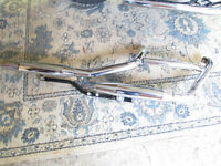 HARLEY DAVIDSON SOFTAIL EXHAUST PIPES $150 FIRM MINT