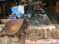 Assorted used power and hand tools for sale
