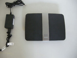Cisco Router E4200 Dual-Band Wireless-N (Like New) - $35