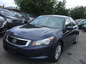 2008 Honda Accord LX - Accident Free, One Owner