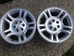 "1998-2004 Dodge Dakota 16"" Sport Rims"