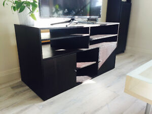 Media console from Ikea. Well kept and good condition. London Ontario image 1