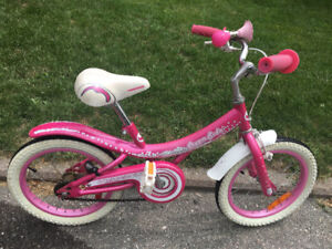 Girl's Bicycle 16""