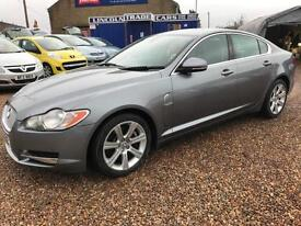 2009 JAGUAR XF 3.0d V6 Luxury 4dr Auto FSH FULL LEATHER LOADED WITH EXTRAS