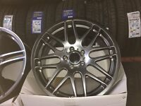"BMW m3 csl style alloy wheels 19"" staggered m sport 5120 all BMW t5 transporter alloys"