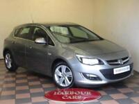 2013 13 Vauxhall Astra 1.6i VVT 16v SRi *25,000 Miles 1 Previous Owner*