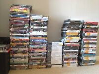 DVDs, ps2 games and PC games bundle