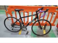Kona dew drop bike fr+rr discs 54cms alloy frame