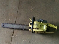 Pioneer chainsaw p26