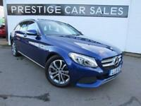 2015 Mercedes-Benz C Class 2.1 C220 CDI BlueTEC Sport 7G-Tronic Plus 5dr (start/