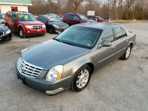 CADILLAC DTS *** LUXURY SEDAN *** CERTIFIED / SALE PRICED $5999