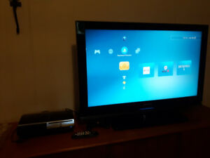 PS3 80GB with controller and 7 games!