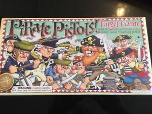 Jeux de pirate pistols