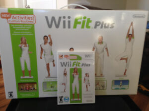 Wii Balance board package.