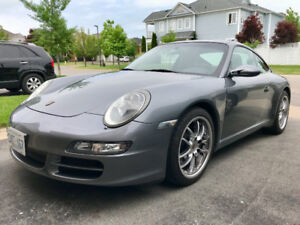 2005 Porsche 911 - new tires, new clutch and more.