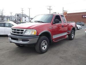 Ford F-150 Series Supercab 4WD 1997