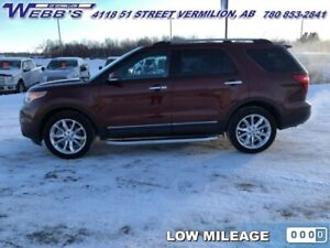 2015 Ford Explorer Limited  - Low Mileage