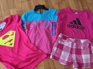Girls clothes size 14/16
