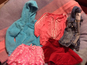 Girls' Clothing Lot (~25 pieces, size 6/7)