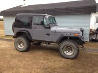 1995 Jeep Other Autre