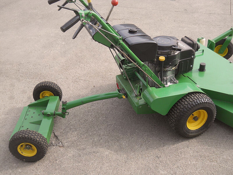 how to build a reel mower