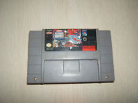 SNES Sports Games