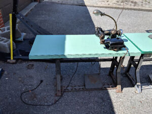 Industrial/Leather  Sewing machines $500.00 or BO