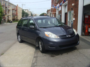 2006 TOYOTA SIENNA CE 7 PASSAGERS A/C