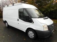 2013 Ford Transit 280 MWB diesel van.1 owner, low mileage, full history