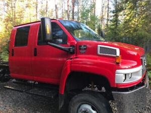 $28,500.00 - - Chevrolet C4500 4x4 - 2005