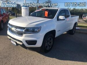 2016 Chevrolet Colorado LT  - Certified - Bluetooth