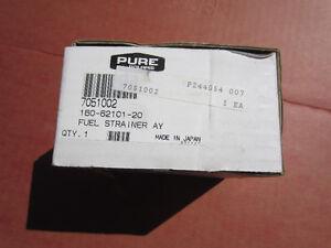 Polaris fuel shut off valve