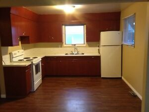 Main level , 3 bed 1000 sq foot home in North Battleford