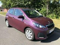2016 Peugeot 108 1.0 Active 5dr Petrol Manual