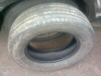 4 Goodyear Integrity All Season Tires (225 60 R-16)