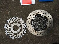 Gilera runner Piaggio typhoon front and rear disk and hub pm tuning