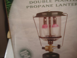 lanterne au  propane
